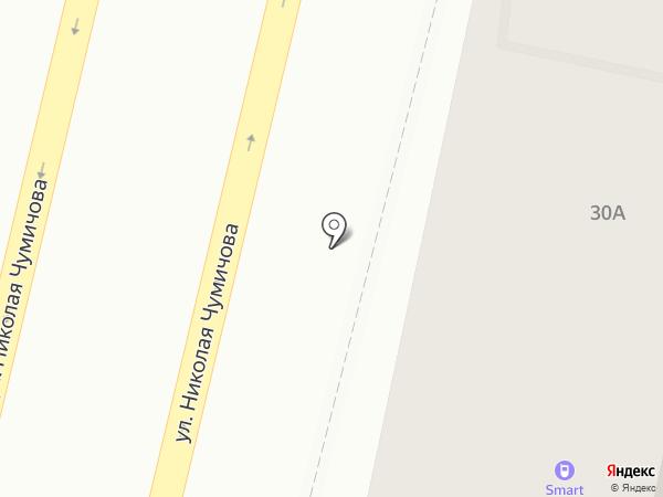 Центрофинанс Групп на карте Белгорода