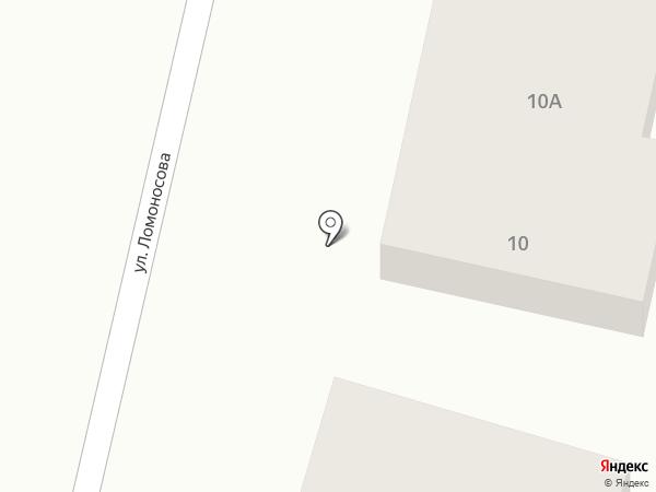 Нотариус Ламанов А.В. на карте Белгорода