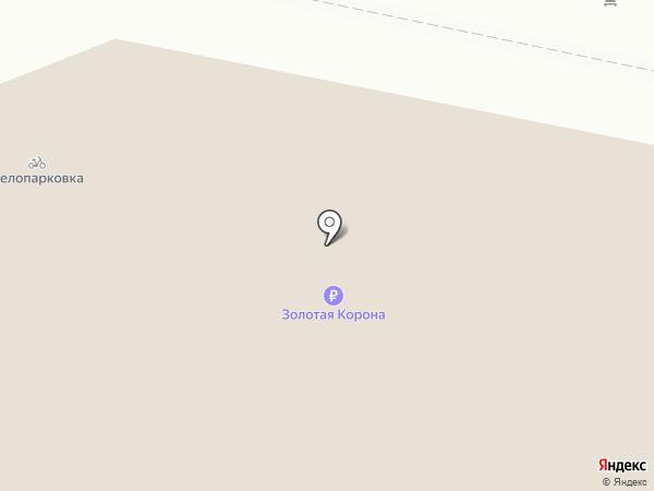 УКБ Белгородсоцбанк, ПАО на карте Белгорода