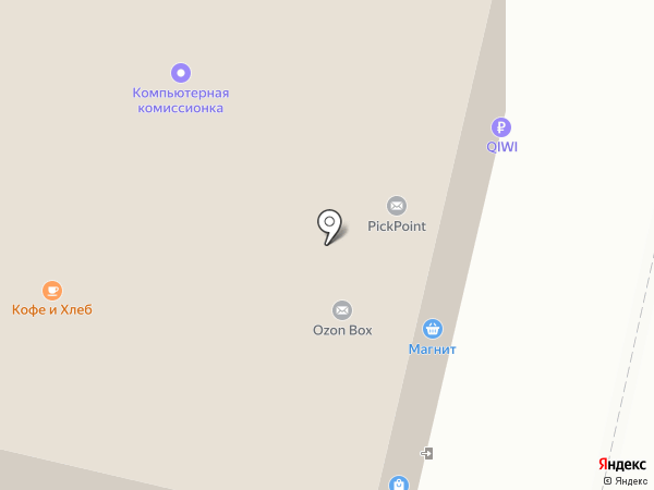 AVON на карте Белгорода