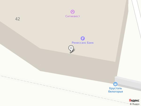 Дежавю на карте Белгорода