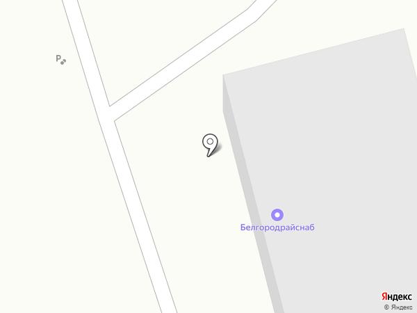 ТД Белагросельхозснаб на карте Белгорода