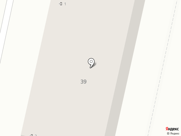 Центральная сберкасса, КПК на карте Белгорода