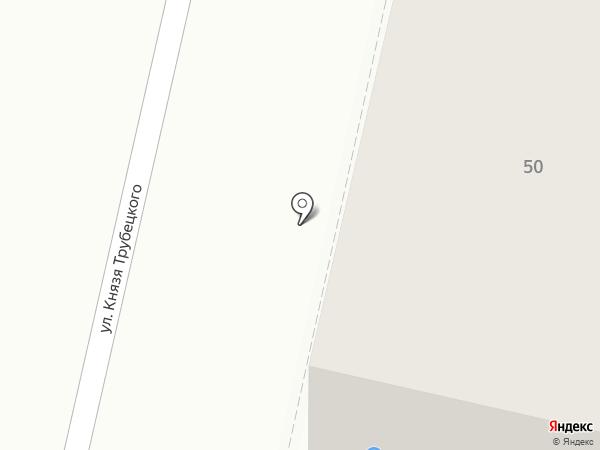 Юлмарт на карте Белгорода