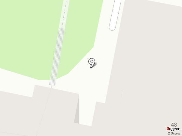 ДЮСШ №4 на карте Белгорода