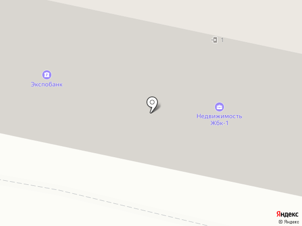 Курскпромбанк, ПАО на карте Белгорода