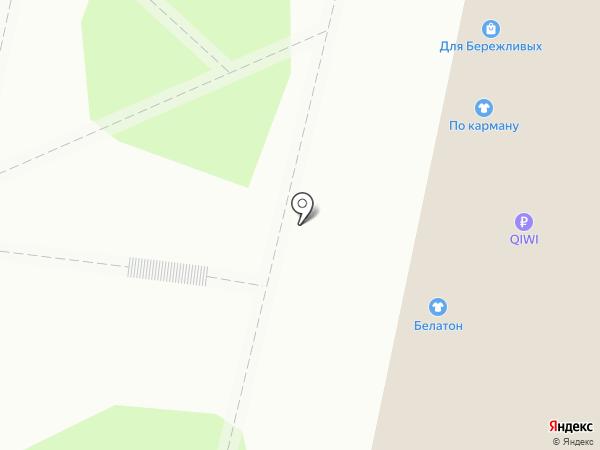 Тамбовчанка на карте Белгорода