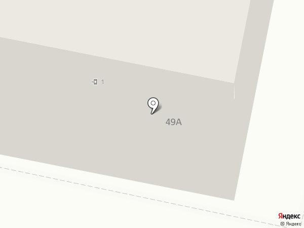 SECRET FITNESS на карте Белгорода
