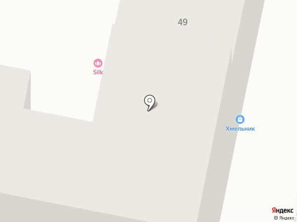 Бистро на карте Белгорода