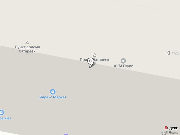 Компания по продаже, ремонту и настройке средств радиосвязи на карте Белгорода