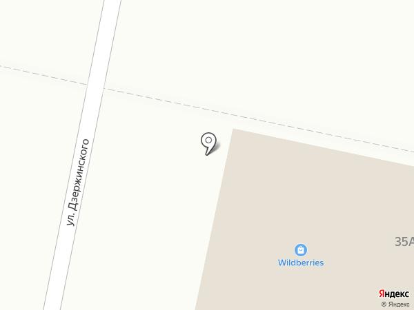 РМС Авто на карте Белгорода