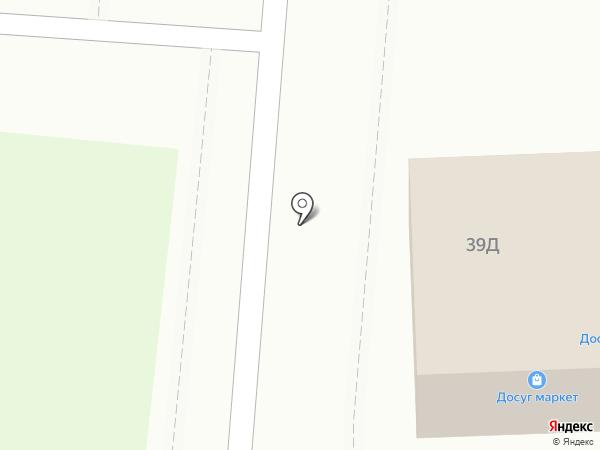 Гирос на карте Белгорода