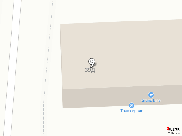 Оптово-розничная фирма на карте Белгорода