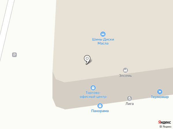 Сталепромышленная компания на карте Белгорода
