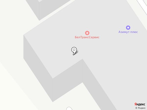 МАГНА на карте Белгорода