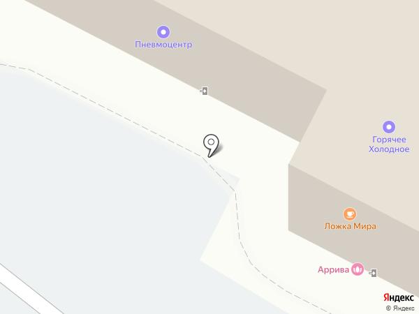 Люкстехноком на карте Белгорода