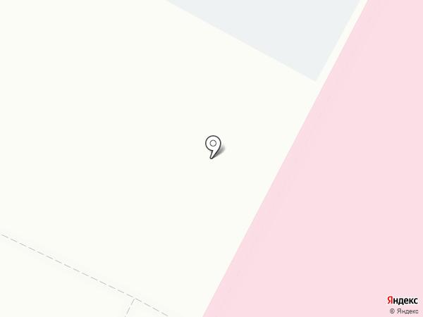 Городская поликлиника №5 на карте Белгорода