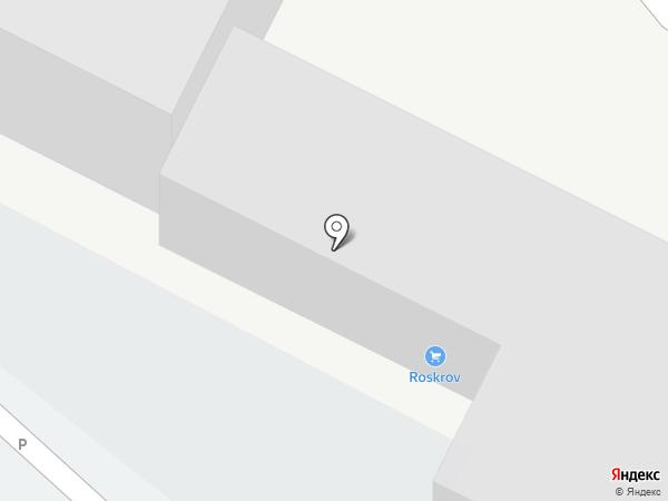 РОСКРОВ на карте Белгорода