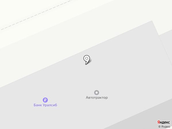 Банкомат, Банк Уралсиб, ПАО на карте Белгорода