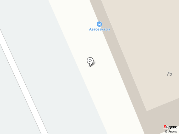Бош Авто Сервис на карте Белгорода