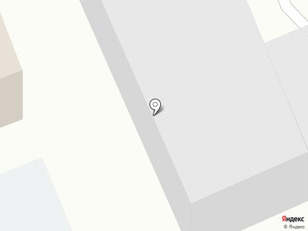 Магазин автозапчастей для КАМАЗ на карте Белгорода
