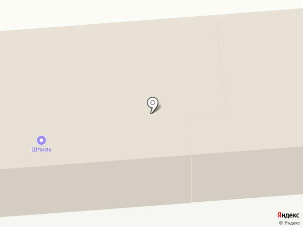ШПИЛЬ на карте Белгорода