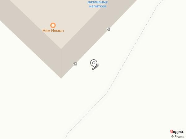 Ням-Нямыч на карте Белгорода