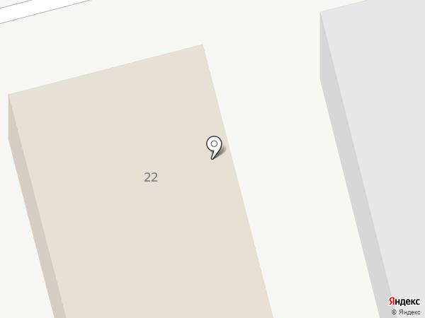 БелЗапчасть на карте Белгорода