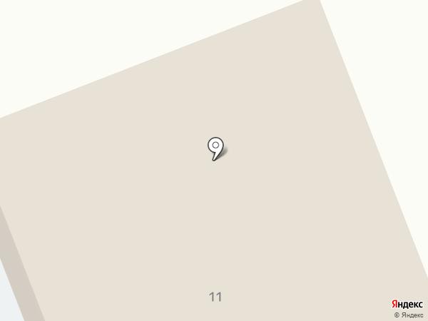 Светофор на карте Новосадового
