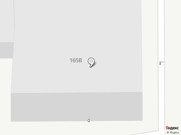 Индастрой на карте Белгорода