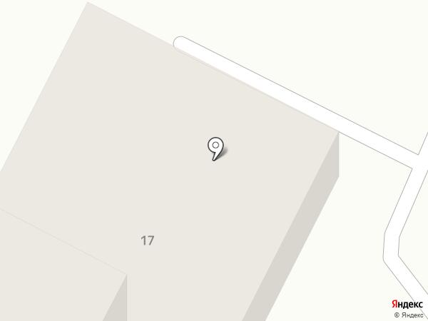 ОЧАГ на карте Разумного