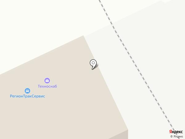ЮКОН логистика на карте Белгорода