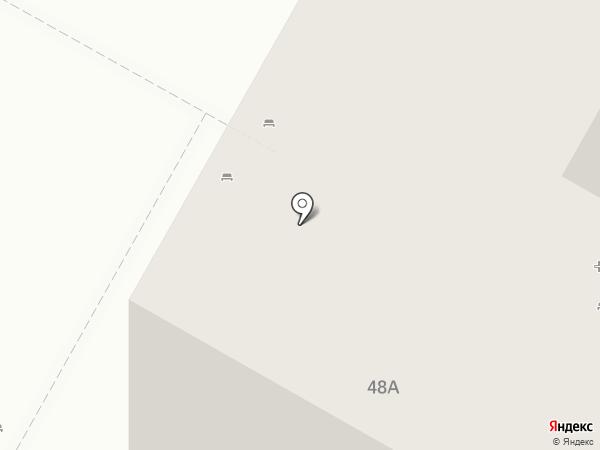 Жилищное управление-ЖБК-1 на карте Белгорода