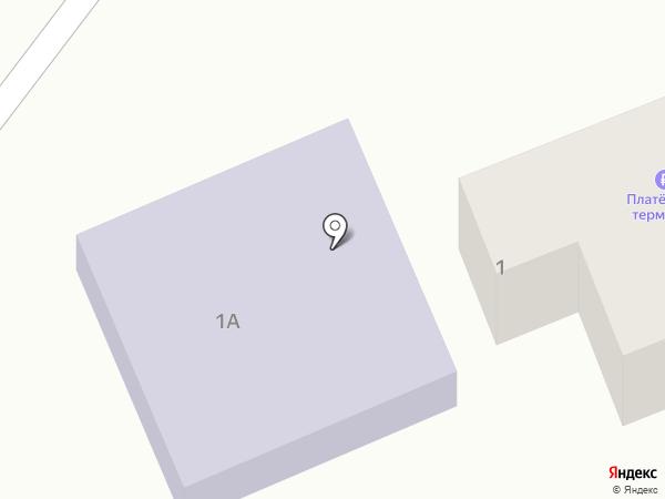 Библиотека №25 на карте Разумного