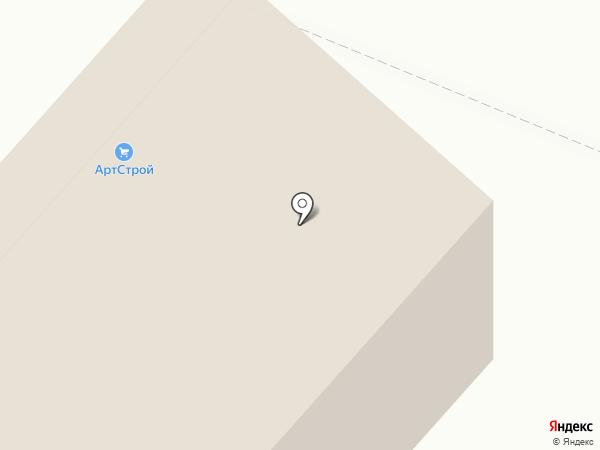 Буран на карте Разумного