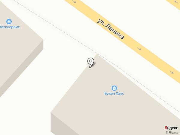 Магазин автозапчастей на карте Разумного