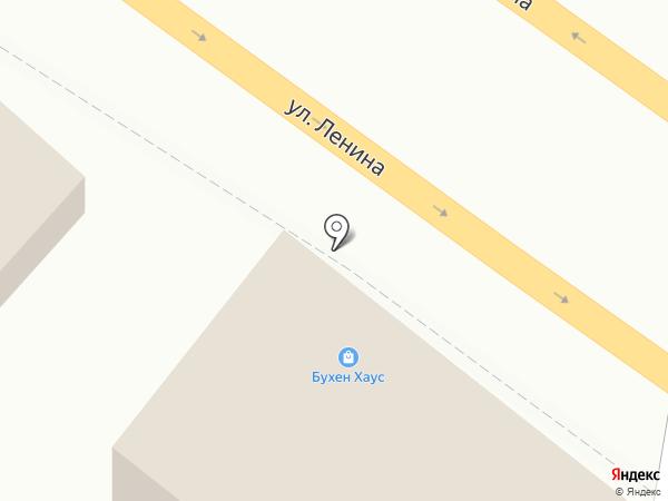 Магазин разливного пива на ул. Ленина на карте Разумного