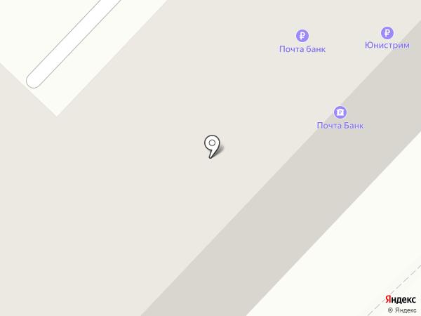 Почтовое отделение р.п. Разумное на карте Разумного