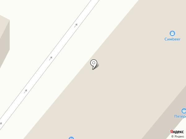 Лонмади Белгород, ЗАО на карте Новосадового
