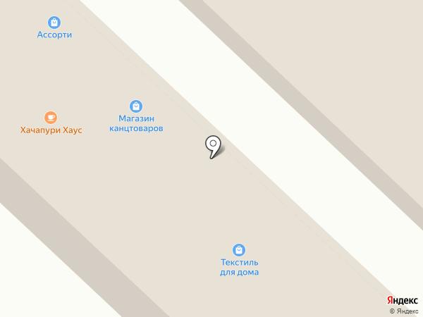 Автовек на карте Разумного