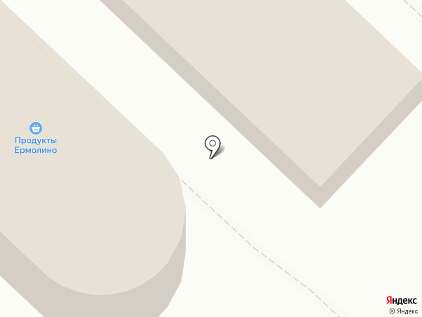 Ермолино на карте Разумного