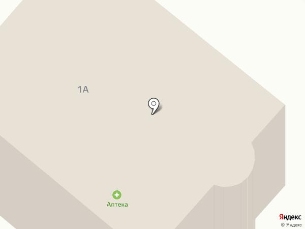Топ-Стиль на карте Разумного