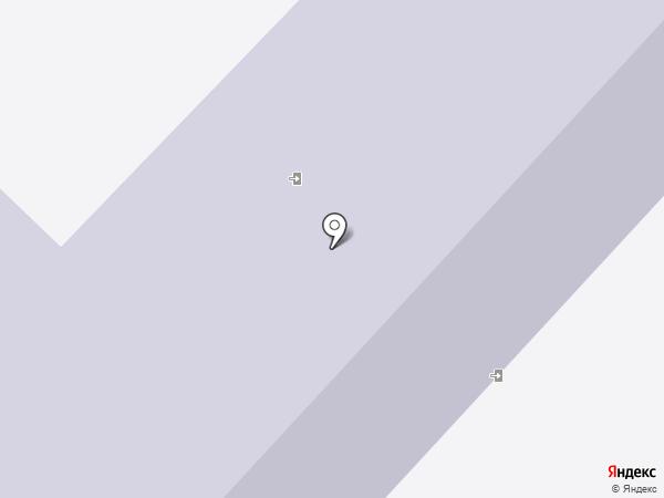 Разуменская средняя образовательная школа №2 на карте Разумного