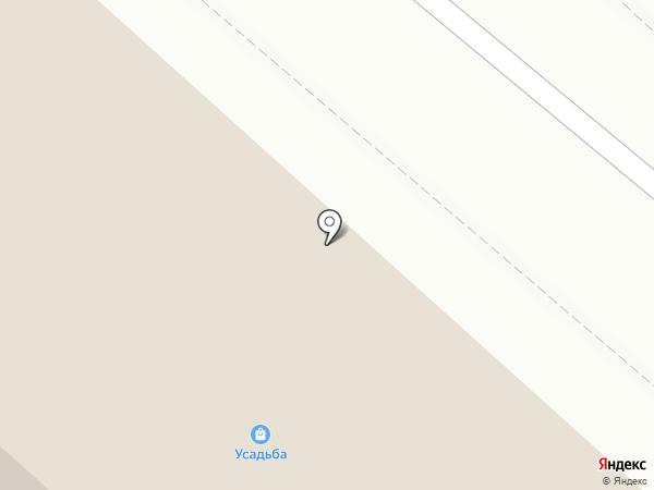 Усадьба на карте Разумного