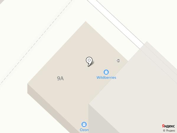Универсамчик на карте Разумного