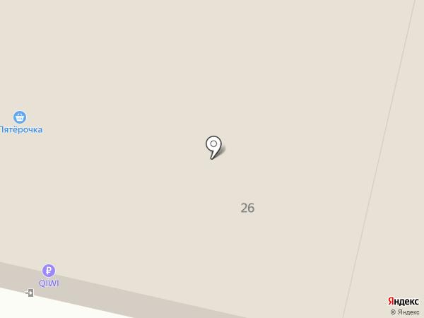 Союз на карте Первомайского