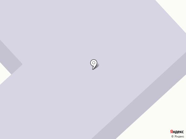 Лучинская средняя общеобразовательная школа на карте Истры