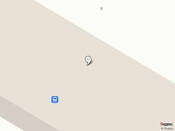 Новоиерусалимская на карте Истры