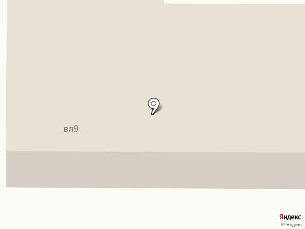 Шиномонтажный пост на карте Истры