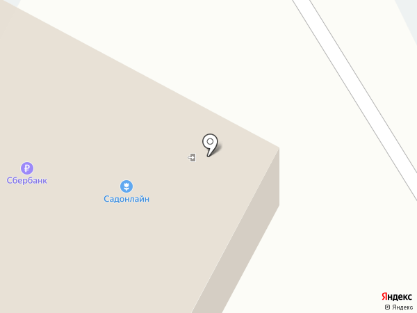 Супермаркет на карте Истры